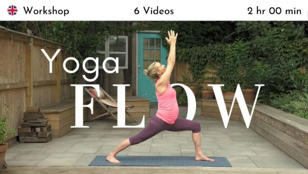 Krinstin McGee - Yoga Flow