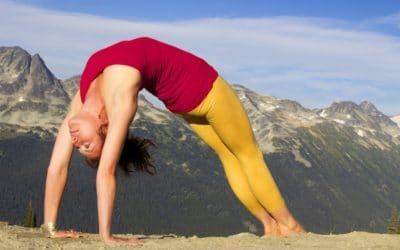 Wheel Pose (Urdhva Dhanurasana) – Queen of Yoga Backbends