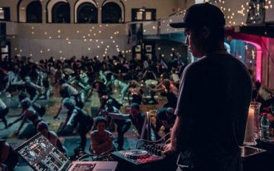 10+1 Top-Musiker für Yoga [+Interview mit DJ Sol Rising]