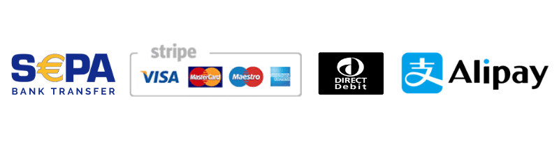 Secured payment methods on TINT