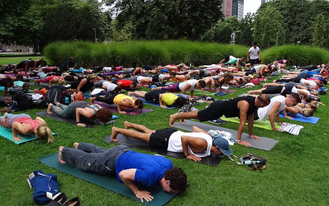 Why Chaturanga Is Not Just About Strength