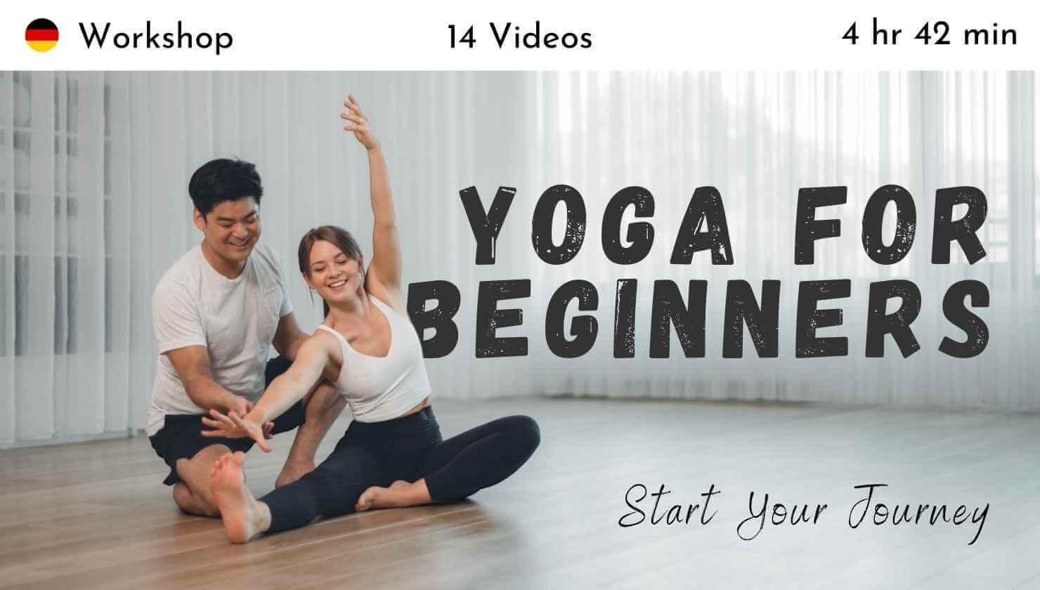 Yoga for Beginners (German)