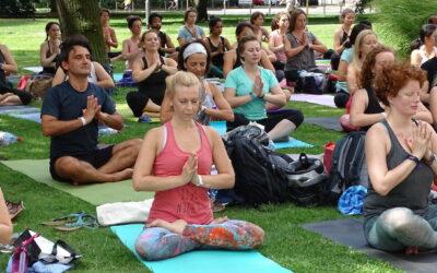 Was soll der Wirbel um den Lotussitz (Padmasana) im Yoga?