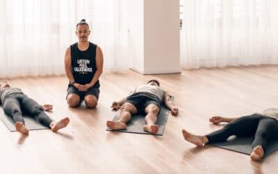 Muskelkater nach Yoga: Was Dein Körper braucht und warum