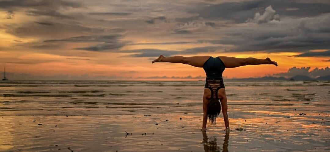 Yoga Inversions – Explore the World Upside Down